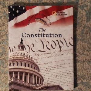 The Constitution hardback
